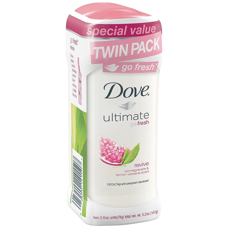 best antiperspirant