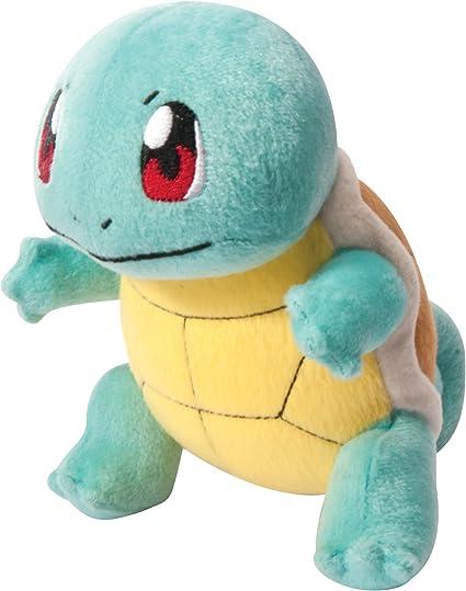 Amazon Com Pokemon Small Plush Squirtle Toys Games