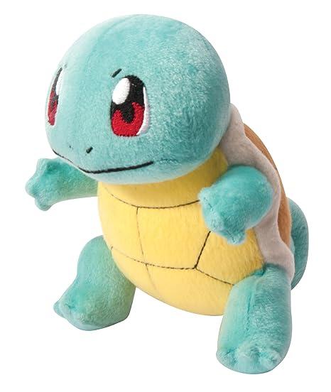 TOMY Pokémon pequeño Peluche Squirtle