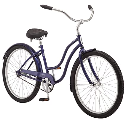 9f8f3042442 Schwinn Mikko Women's Cruiser Bike Line, Featuring 17-Inch/Medium Steel  Step-Through Frames, 1-3-7-Speed Drivetrains, Full Front and Rear Fenders,  ...