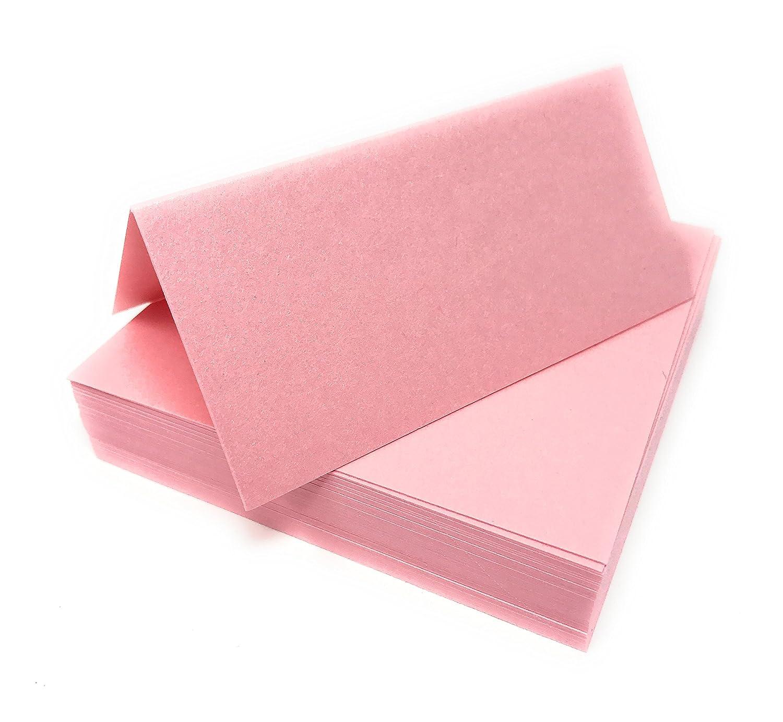 id/éal pour les f/êtes ou les mariages /à partir de faire-part invitations Ltd 100/Rose nacr/é Nom Cartes de placement