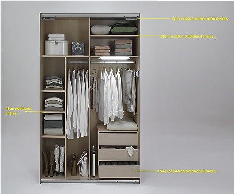 Germanica accessori per mobili per camera da letto (ripiani extra ...