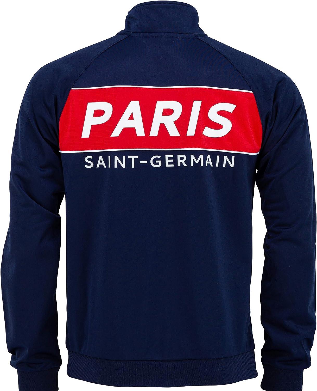 Offizielle Kollektion Paris Saint-Germain Herren-Jacke PSG
