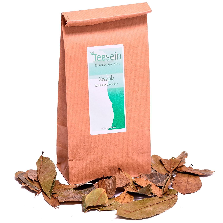 Graviola Foglie naturale | 200grammi | Annona muricata | soursop | schonend im Ombra, protetto al sole, foglie essiccate | SveJona