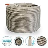 Grevinga® Sisal-Seil Ø 6 mm (versch. Längen) (50 Meter)