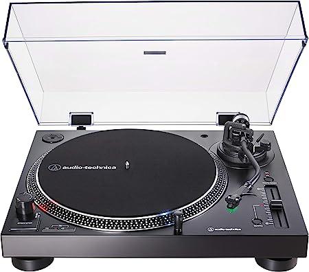 Audio-Technica AT-LP120XUSB-BK Direct-Drive