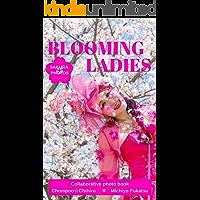 BLOOMING LADIES: SAKURA PHOTOS book cover