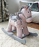 Little Bird Told Me - Celeste & Fae - Infant Unicorn Rocking Horse - 9 Months +