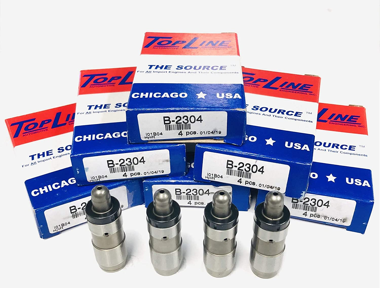 Lifter`s Ford Explorer 4.0L Sohc Price is for a 4-Pack With Free Shipping !
