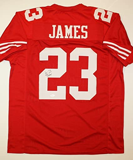 brand new f08a6 d2792 Jerry Rice Autographed Jersey - JSA Certified Autographed ...