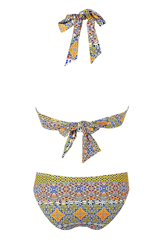 066ac267ed78d SORAYA Maillot de Bain Emma Kaki  Amazon.fr  Vêtements et accessoires