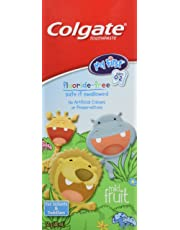 Colgate My First Infant & Toddler Fluoride-Free Toothpaste, Mild Fruit, 40 mL