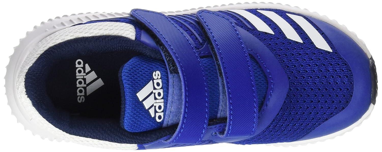 Amazon.com | adidas Kids Boys Shoes Running Fortarun Eco Ortholite Training (EU 38 2/3 - UK 5.5 - US 6) Blue | Running