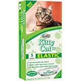 Alfapet Kitty Cat Pan Litter Box Disposable, Elastic Liners-5-Pack-For Extra-Giant, jumbo, super-jumbo Size litter Pans- With