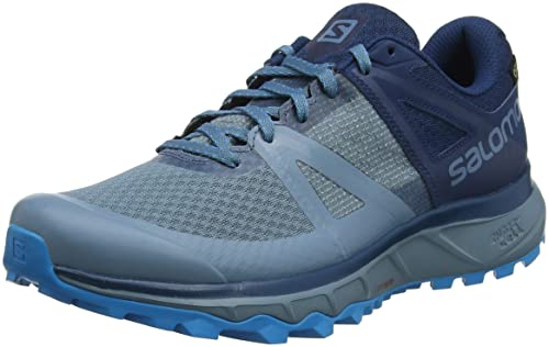 Salomon Trailster GTX, Calzado de Trail Running, Impermeable para Hombre: Amazon.es: Zapatos y complementos