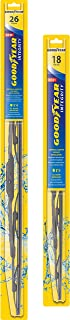 product image for Goodyear Integrity Windshield Wiper Blades, 26 Inch & 18 Inch