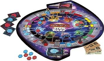 HASBRO Monopoly Star Wars: Amazon.es: Juguetes y juegos