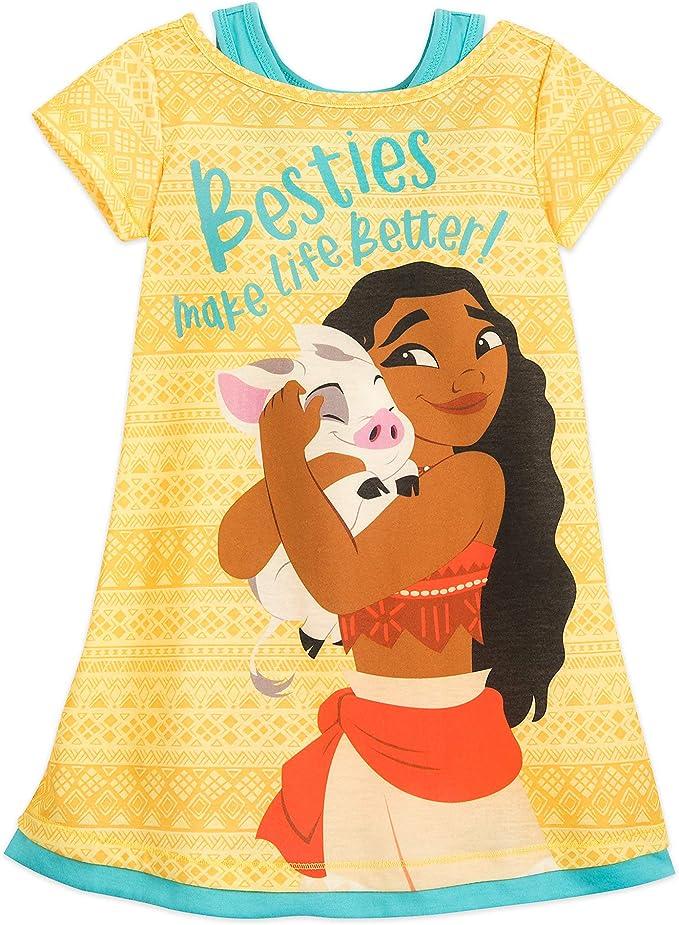 Disney Moana Skirt Set for Girls Multi