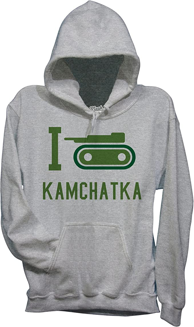 Games by Dress Your Style MUSH T-Shirt I Love Kamchatka RISIKO