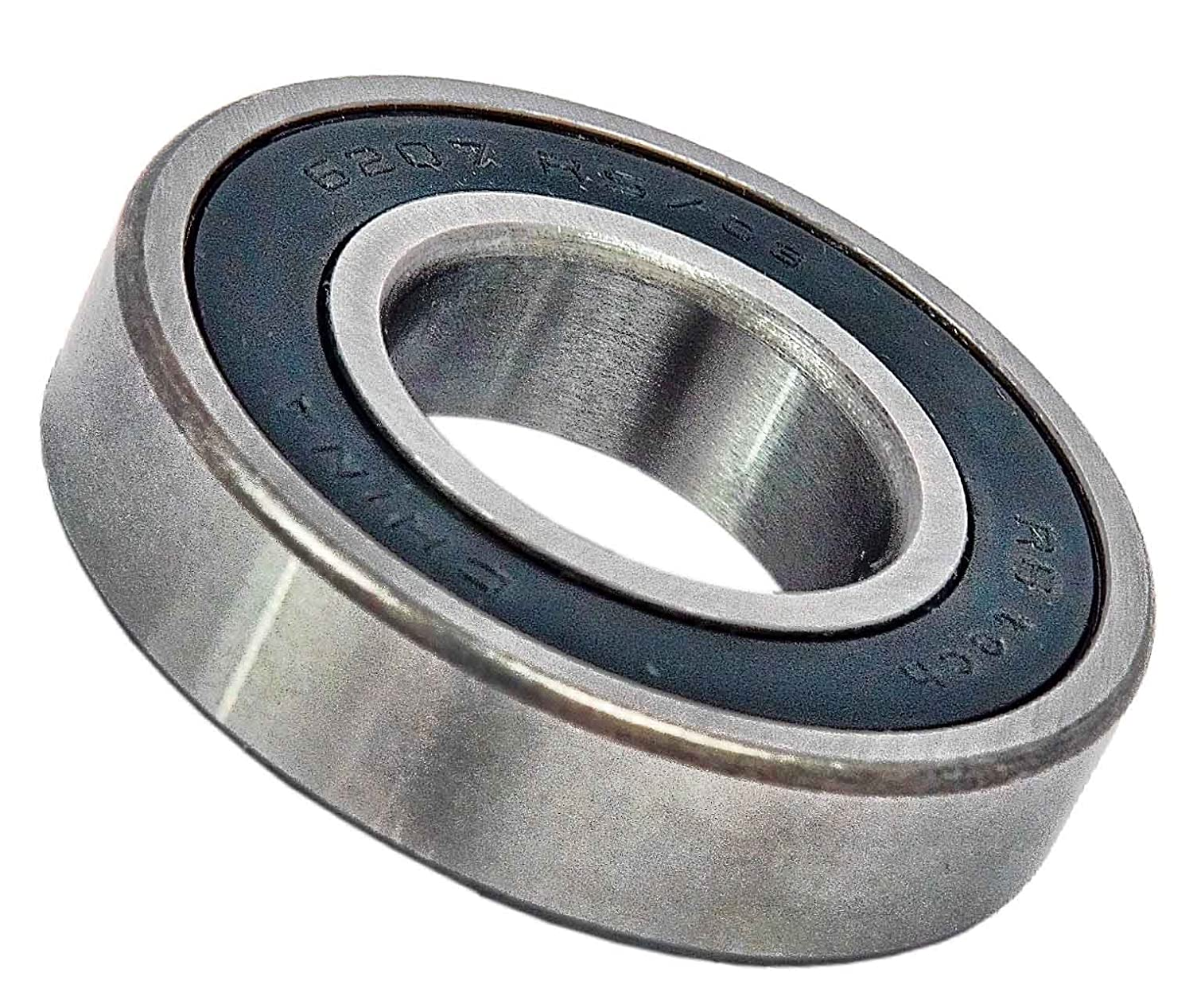 6207-2RS Full Ceramic Sealed Bearing 35x72x17 ZrO2 Ball Bearings 16343
