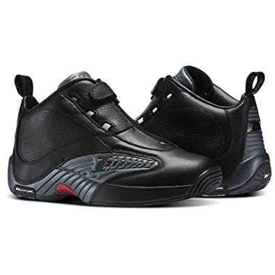 9ce818dc018 Reebok Mens Answer IV Basketball Sneaker (8 D(M) US)