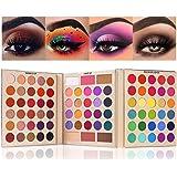 Paleta de sombras de ojos 86 colores sombra Colección Vivo Brillante Kit de Maquillaje Caja Profesional para Maquillaje Acces