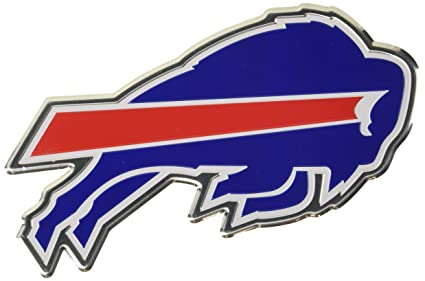Amazon.com   Team ProMark NFL Buffalo Bills Die Cut Color Automobile ... 5b5c937ee