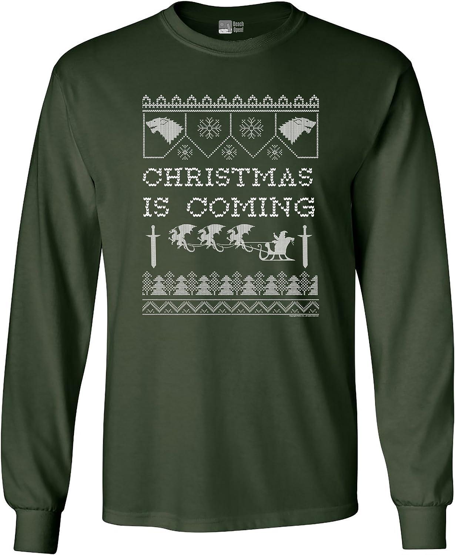 merry Xmas Spoilers T-Shirt Funny Holiday Gift Idea Santa Christmas humor Tee