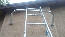 Werner Ac96 Aluminum Standoff Stabilizer Ladder