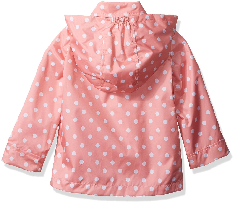 Pink Platinum Girls Toddler Ruffled Trench Coat