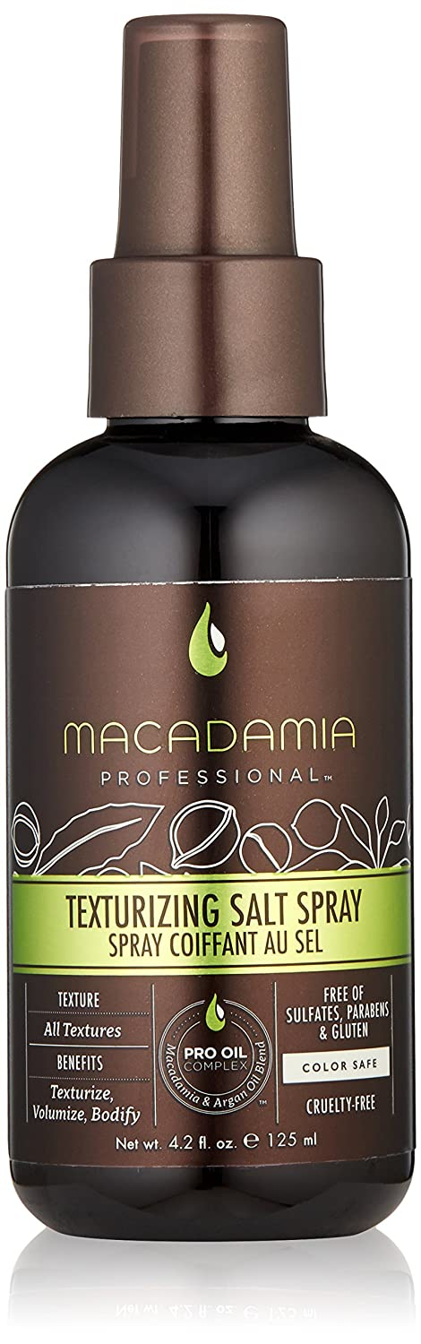 Macadamia 815857010900 laca para el cabello - lacas para el cabello (Mujeres, To create the perfect tousled beach waves, spray on damp hair and allow to air dry or use a diffuser) MAM500109