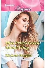 Miss Prim's Greek Island Fling Mass Market Paperback