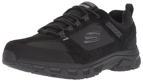 sehr günstig klassische Schuhe bester Platz Skechers Men's Oak Canyon Oxford