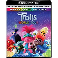 Trolls World Tour [Blu-ray]