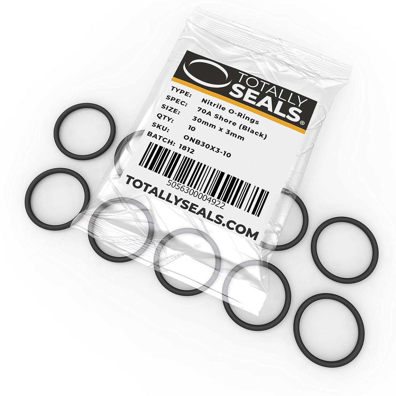 diametro esterno 36 mm 30 mm x 3 mm O-Ring in gomma nitrilica confezione a scelta durezza 70A