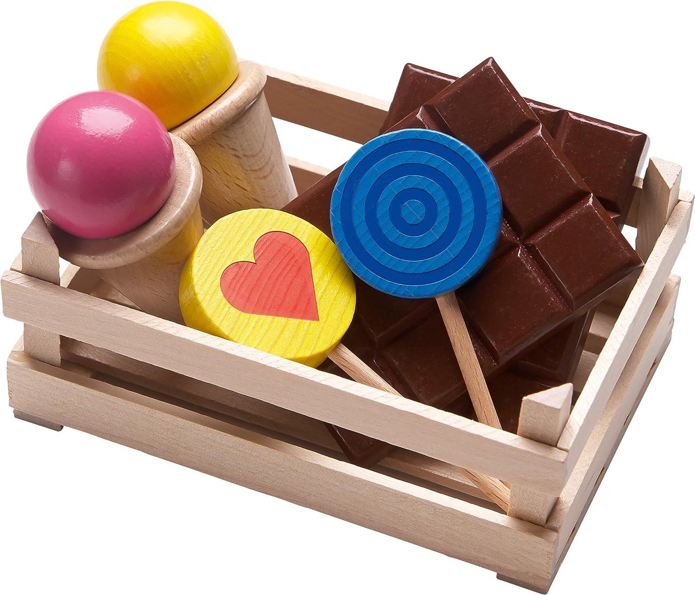 HABA Kaufladen-Set Süßigkeitenset