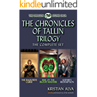 The Complete Chronicles of Tallin Trilogy: The Balborite Curse, Rise of the Blood Masters, Kathir's Redemption (Books 4-6) (Dragon Stones Trilogies Book 2)