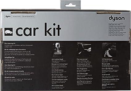 Dyson 08909-07 - Kit De Limpieza Para El Coche: Amazon.es: Coche y moto
