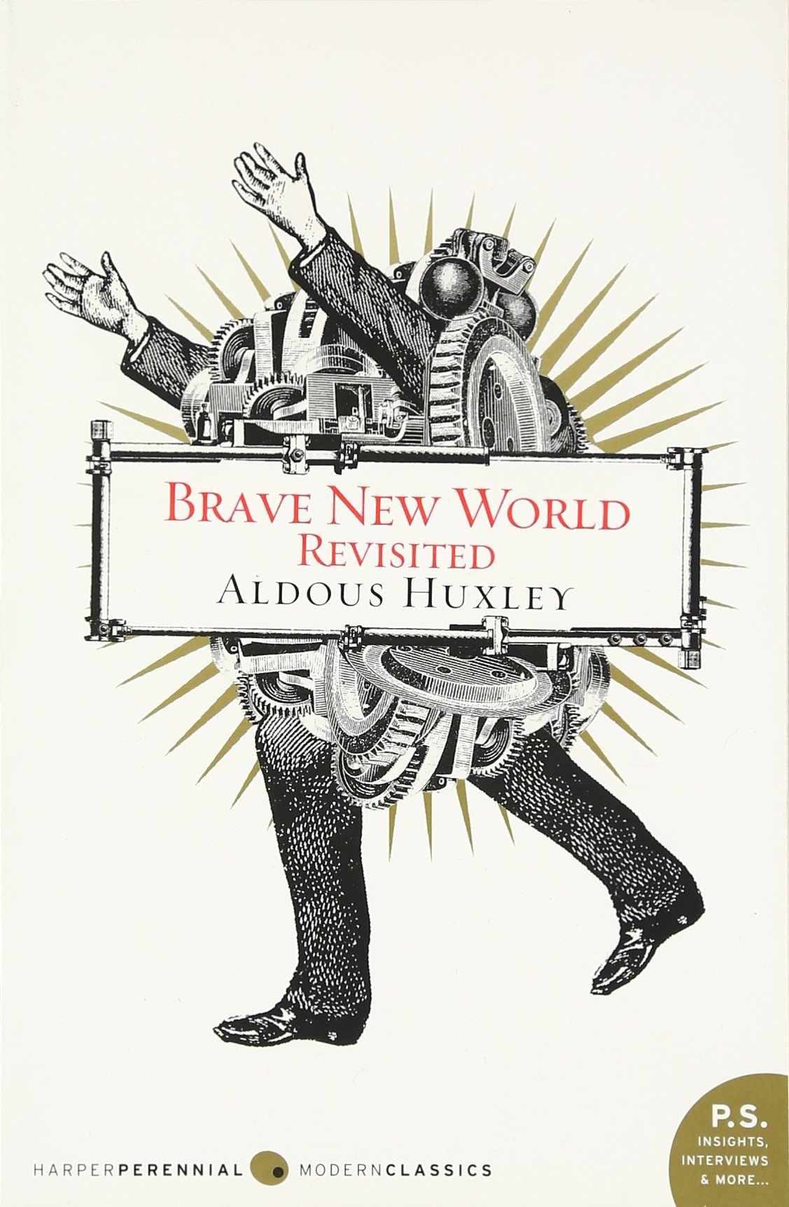 brave new world re ed aldous huxley amazon brave new world re ed aldous huxley 9780060898526 com books