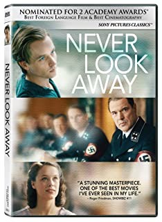 Book Cover: Never Look Away