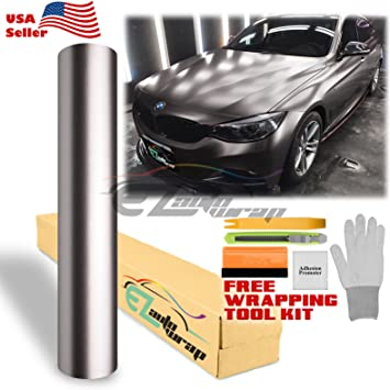 "Matte Flat Army Green Vinyl Wrap Decal Car Bubble Free Air 60/"" x 60/"" In Roll"