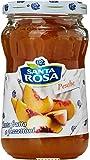 S.Rosa Confettura 350Gr Pesche