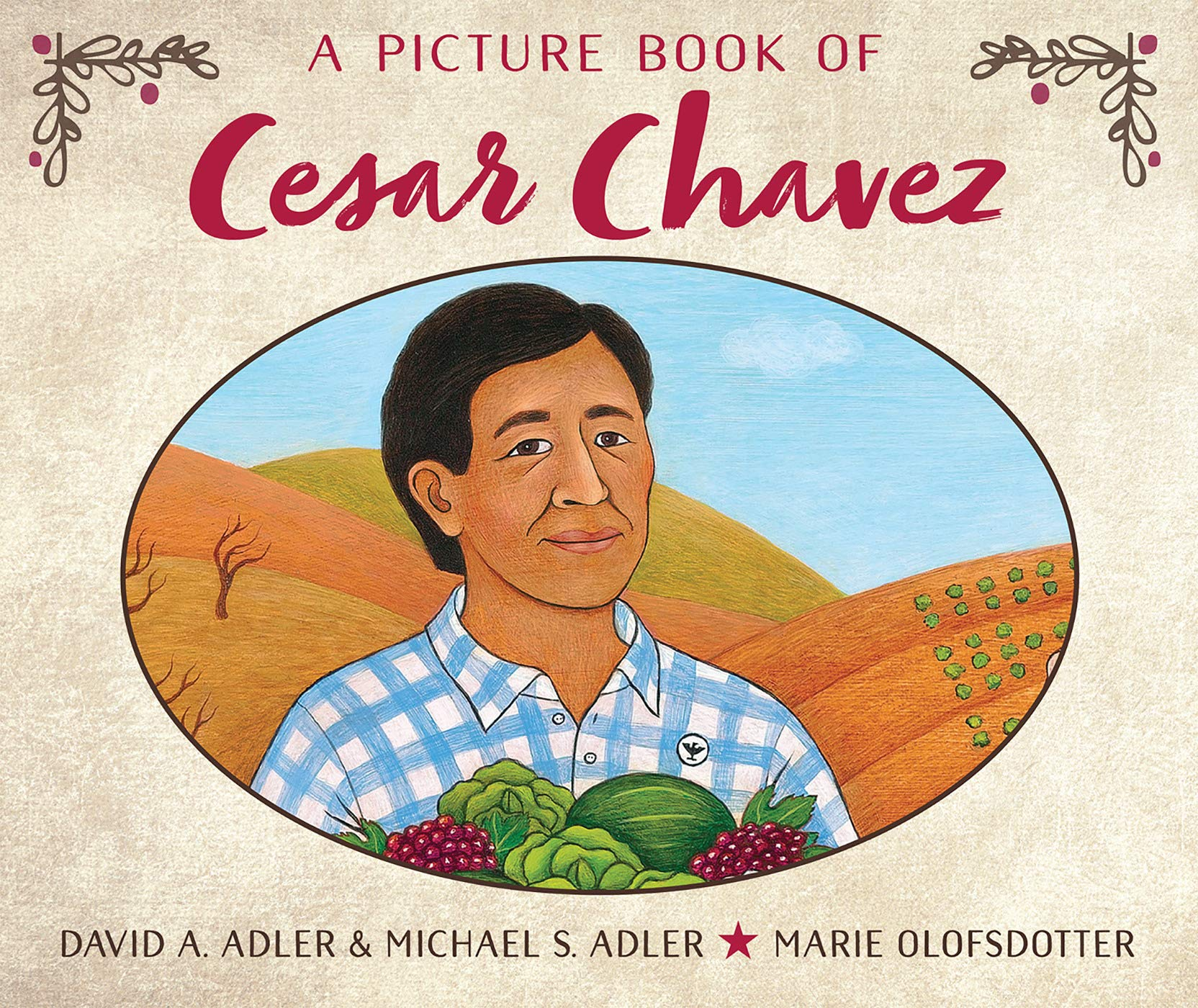 Download A Picture Book of Cesar Chavez (Picture Book Biography) pdf epub