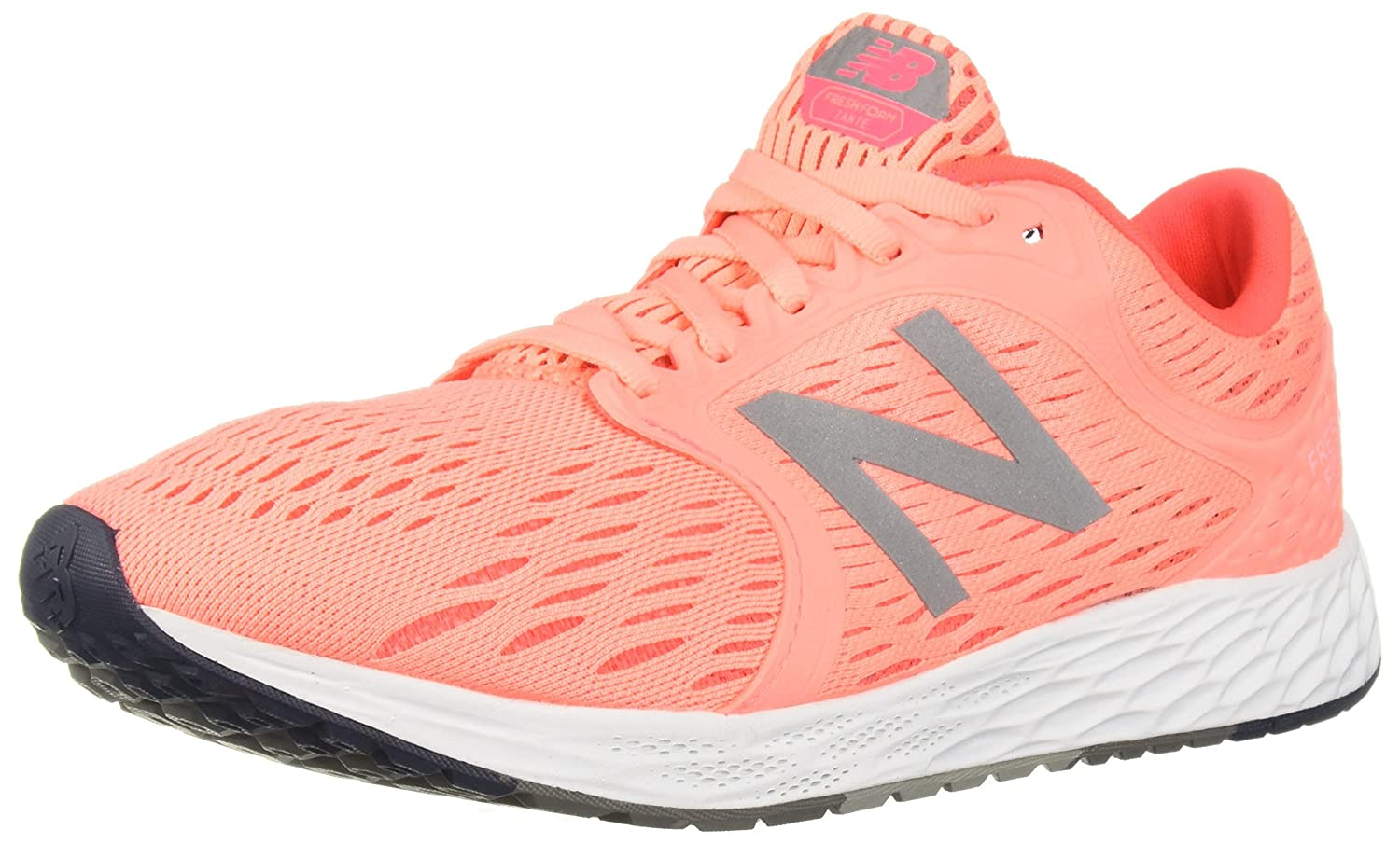 New Balance Women's Zante v4 Fresh Foam Running Shoe B0751Q7NLX 5 B(M) US|Pink