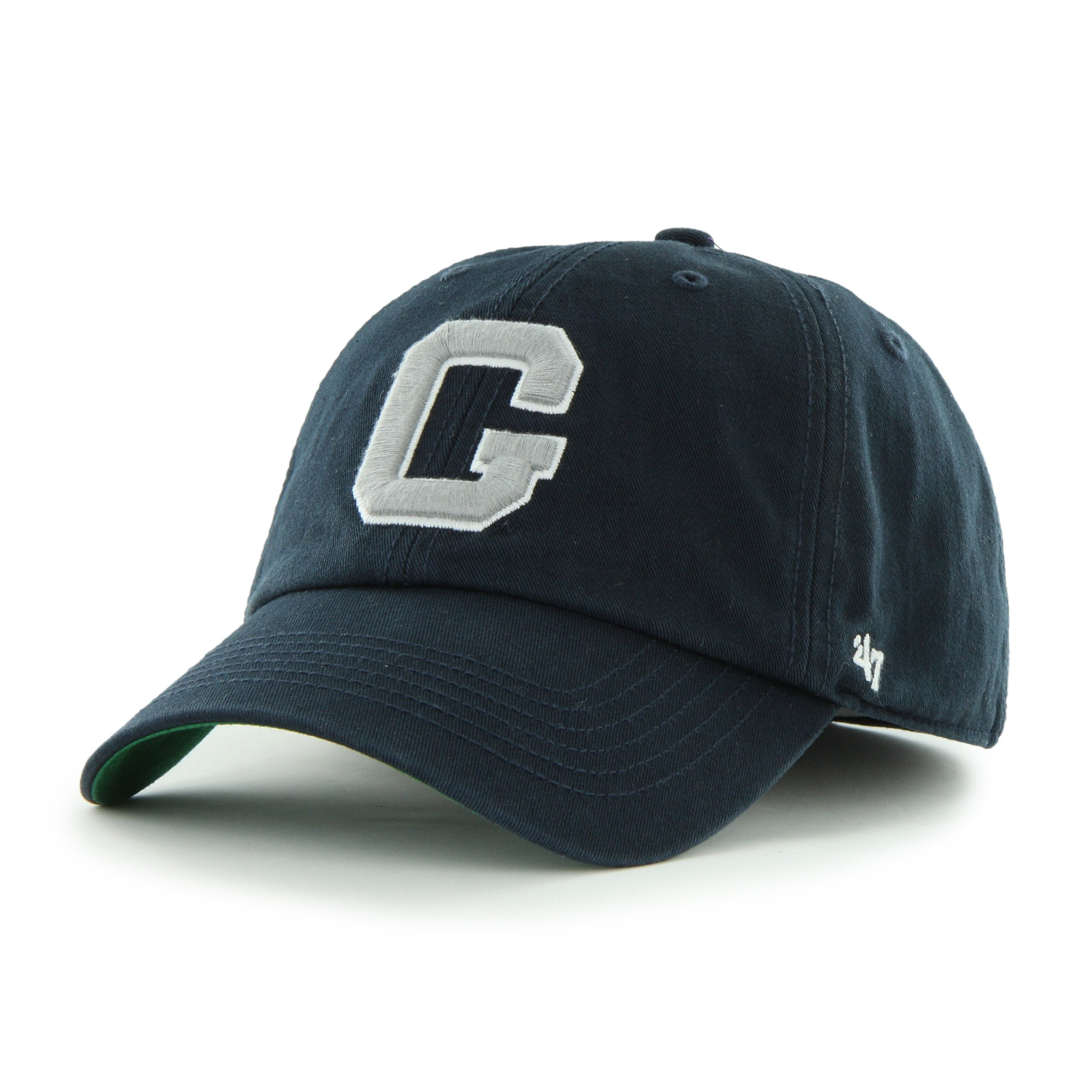uk availability 7ef93 fad6d Galleon -  47 NCAA Georgetown Hoyas Franchise Fitted Hat, Navy 2, Small