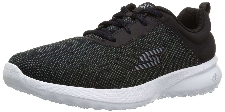 Skechers Women's on-The-Go City 3.0-Brilliance Sneaker B078GPFLTF 11 B(M) US|Black/White