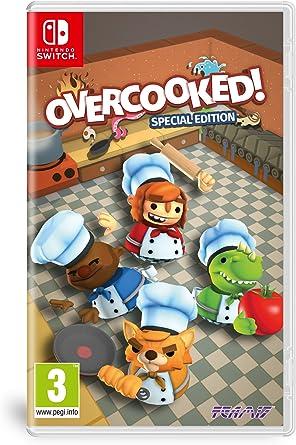 Overcooked: Special Edition - Nintendo Switch [Importación inglesa ...