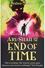 Aru Shah and the End of Time Paperback