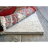 """Rug Pad USA, 1/2"""" Thickness,  8'x10', Eco Plush Felt Rug Pads- Preserve Rug, Protect Floor"""