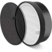 Levoit Air Purifier Lv-H132 Replacement Filter, True Hepa And Activated Carbon Filters Set.